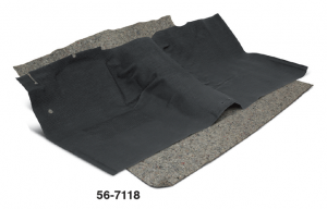 Rubber Floor Mats ... One Piece Replacements for OE Mats