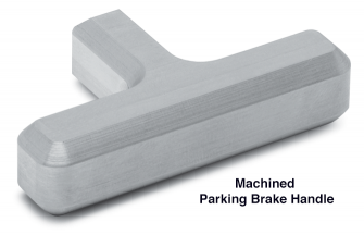 Billet Parking Brake Handle
