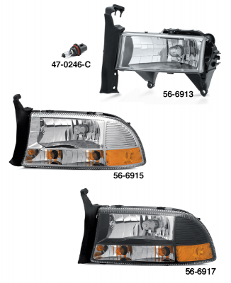 Custom Headlight Sets