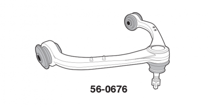 Upper Control Arm Assembly