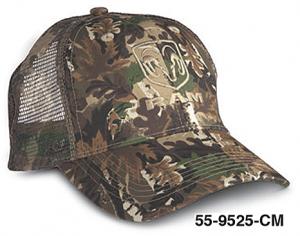 Mesh Back Logo Hat
