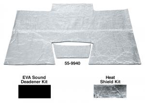EVA Sound Deadener and Heat Shield Kits