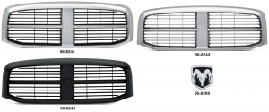 Grilles and Components