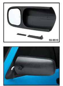 Custom Towing Mirror
