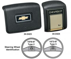1973-91 Horn Buttons