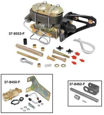 Disc Brake Master Cylinder Kit