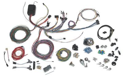 16 Circuit Wiring Harness