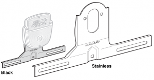 Stepside Rear License Plate Bracket