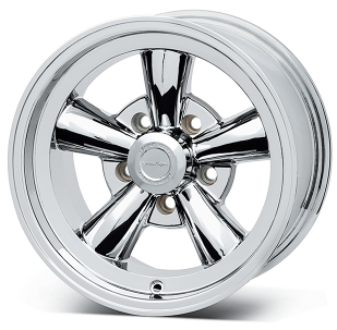Vision Chrome 141 Legend 5 Wheel