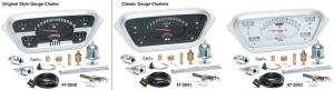 Classic Instrument Gauge Clusters