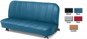 Vinyl Seat Reupholstery Kit ... Long Wearing andEasy Cleaning