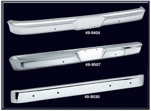 Chrome Bumpers