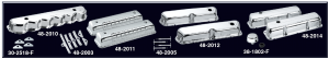 Chrome Valve Covers and Components Dress Up Your Engine