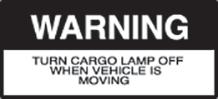 Cargo Light Decals