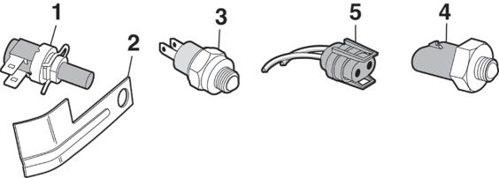 Backup Light Switches