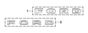 Grille Letter Sets