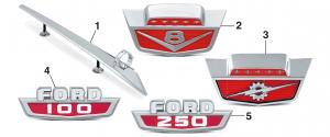 Hood Emblems