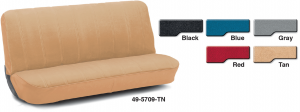 Velour Reupholstery Seat Kits for All Weather Comfort and Style