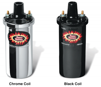 Flame-Thrower™ 40,000 Volt 1.5 Ohm High Performance Coil