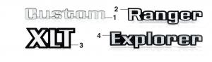 Bedside Emblems