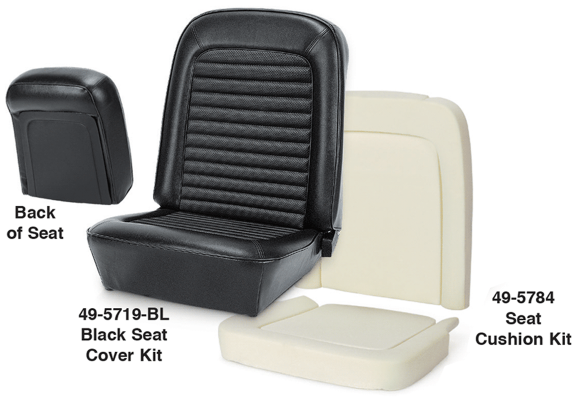 1966-67  Front Seat