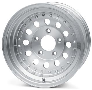 Aluminum Modular Wheel