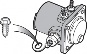 Starter Solenoid and Starter Repair Kit