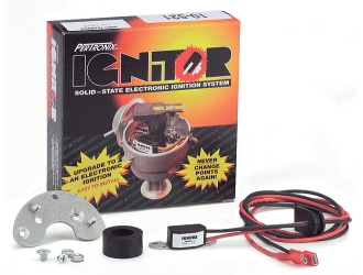 Ignitor Electronic Ignition System … Never Change Points Again !