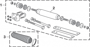 Steering Stabilizer Kit