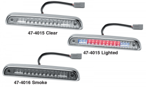 LED Third Brake/Cargo Light … The Future of Automotive Lighting