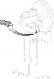 Brake Pressure Warning Switch