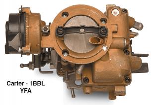 Replacement Remanufactured Carburetors