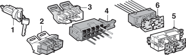 Ignition Lock Cylinders and Switches