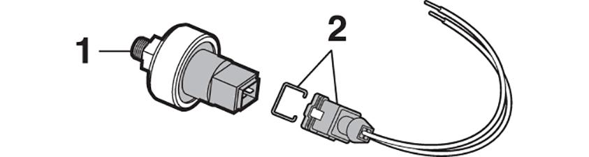 Power Steering Oil Pressure Switch