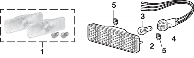 Parklight Components