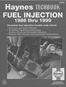 Haynes Fuel Injection Manual