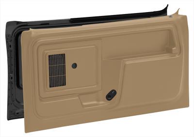 1980-86 Door Panel Set-Saddle