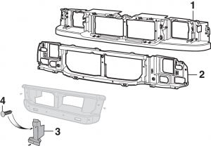 Grille Components