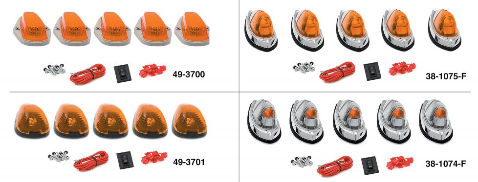 Cab Roof Kits