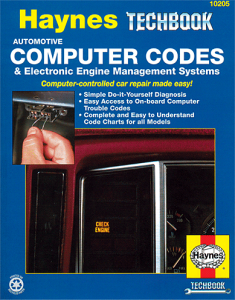 Automotive Computer Codes Book