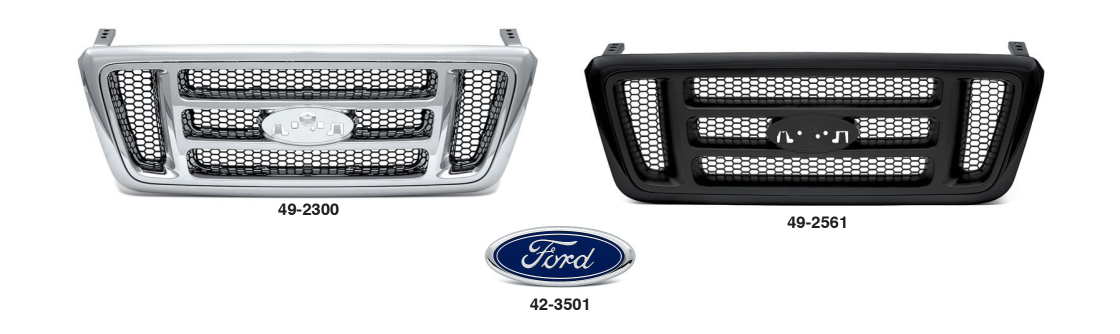 Bar Style Grilles