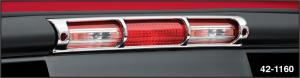 Third Brake/Cargo Light Cover ... For Custom Style