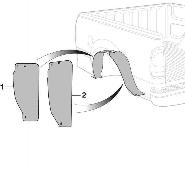 Rear Splash Shields