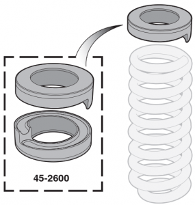 Polyurethane Coil Spring Isolator Set