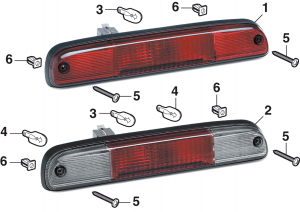 Third Brake Light