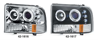 Projector Headlight Combination Set