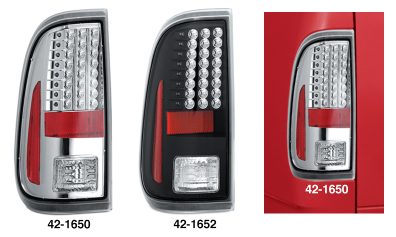 LED Tail Light Sets … The Future of Automotive Lighting