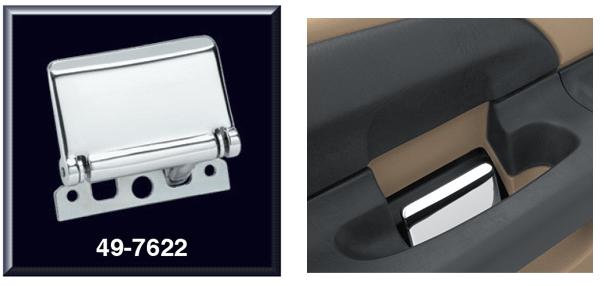 Chrome Inside Door Handles