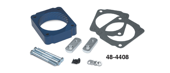 Powr-Flo Throttle Body Spacer