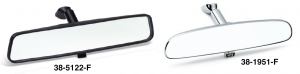 Replacement Manual Rear View Mirror